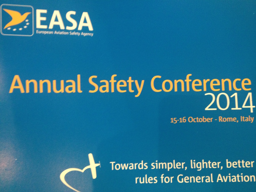 Logo safety confer